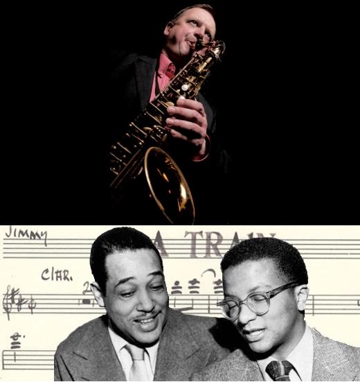 Allan barnes,, Ellington and Strayhorn