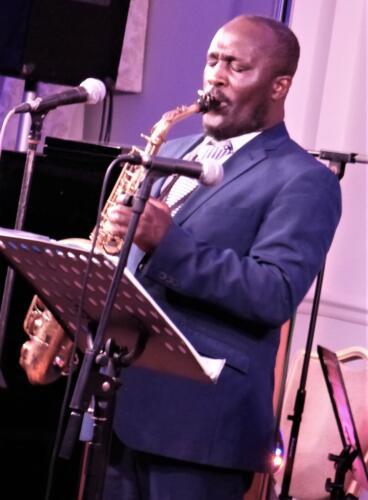 Tony Kofi