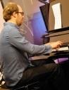Fred Thomas on Piano