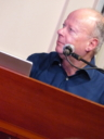 John East on Hammond organ and vocals