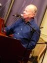 John East on vocals and Hammond organ
