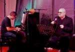 Ian Shaw with Barry Green - 3 January 2020