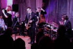 The quartet from Joanna Eden's Jazz at the Movies - 24 January 2020