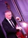 Arnie Somogyi on bass