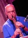 Gerry Hunt on soprano sax