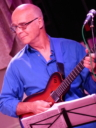 Gerry Hunt on guitar (he also plays ukulele