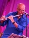 Gerry Hunt on flute