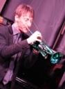 Paul Higgs on Trumpet
