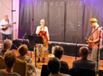 Gill Manly at Fleece Jazz