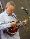 Trevor Hyatt on guitar