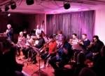 Jim Rattigan's 12 piece  band: Pavillon - 17 January 2020