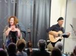Sarah Jane Morris and Antonio Forcione
